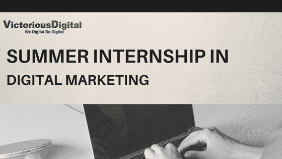summer internship in Digital Marketing Courses Pune