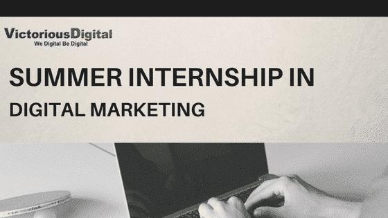 summer internship in Digital Marketing Courses Pune