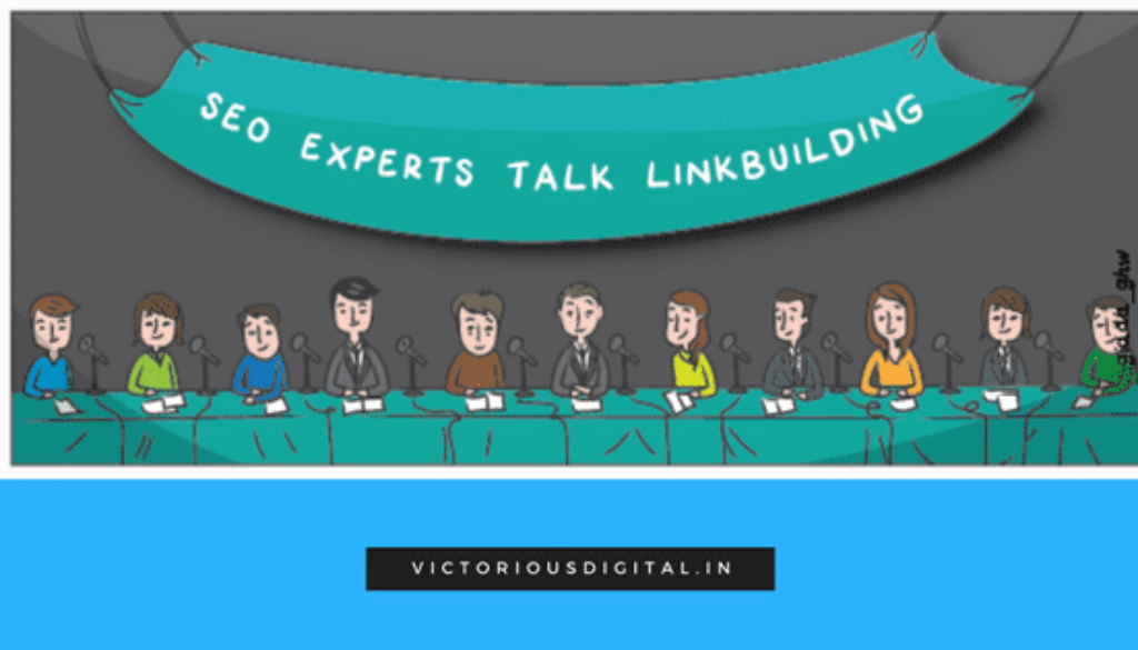 link building by victorious digital