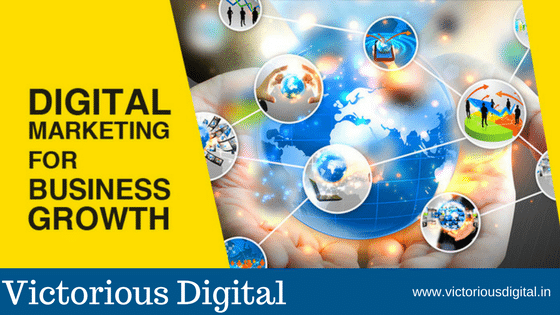 Digital Marketing for Business Growth by Victorious Digital