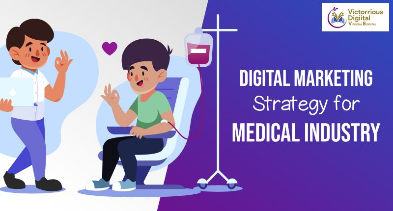 digital marketing using medical industry