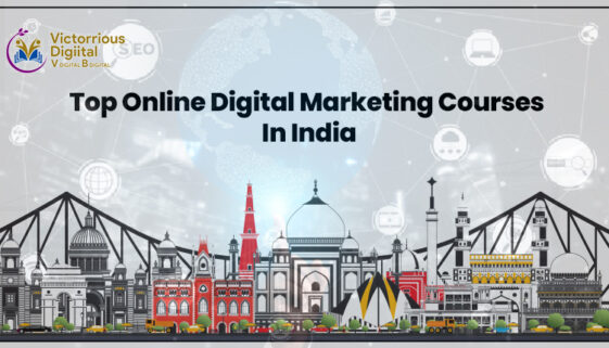top online digital marketing courses in India